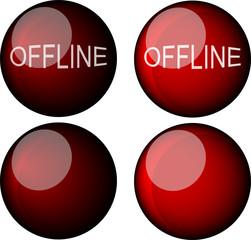 offline buttons