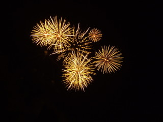 Feux d'artifice
