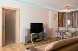 modern livingroom interior poster