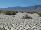 Death Valley Dry Lake Bed