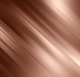 chocolate background with some smooth lines in it poster