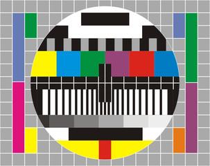 televisore colori