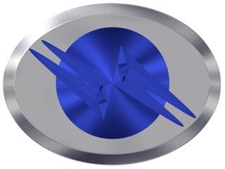 Signet grau/blau