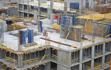 built constructions , workings episodes of building