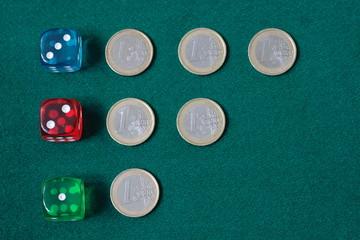 Euro e dadi
