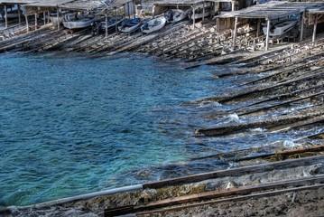 Formentera - Calo de Sant Agusti