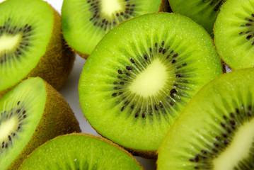 Kiwi halves