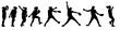 canvas print picture - softball