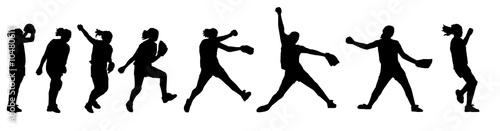 canvas print picture softball