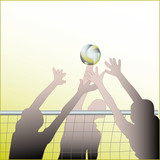 a0316 - Volley ball