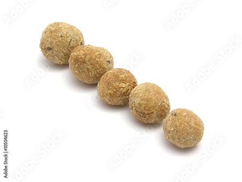 Selbstgemachte Kekskugeln für Hunde - 10504623