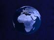 Nächtliche Erde