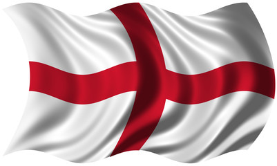 Flag of the Patron Saint of England, St George