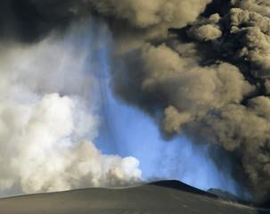 Vulkan Ätna, Italien