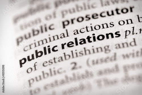 """public relations"". Many more word photos in my portfolio...."