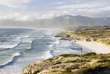 Südafrika, Gansbaai, Walker Bay Nature 'Reserve
