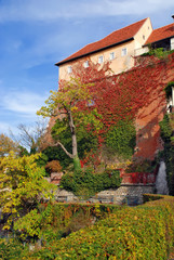 Schlossberg Castle at Graz - Austria