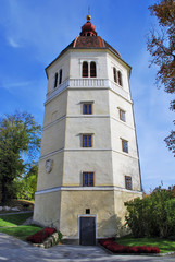 Glockenturm tower at Schlossberg - Grass Austria