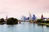 Germany, Frankfurt/Main, Skyline