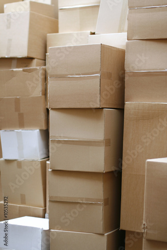 stockpile and paper carton stock
