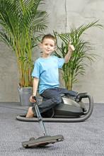 6-7 lat Carper sprzątanie boy - sprzątanie
