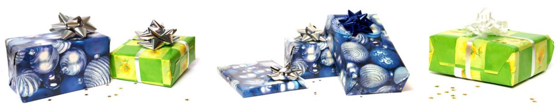 bannière cadeaux