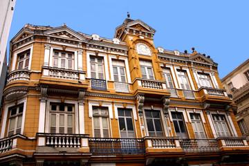 antiga fachada