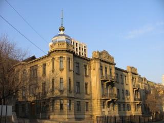 Arquitectura de Vladivostok