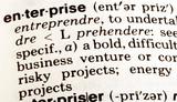 Enterprise - Definition poster