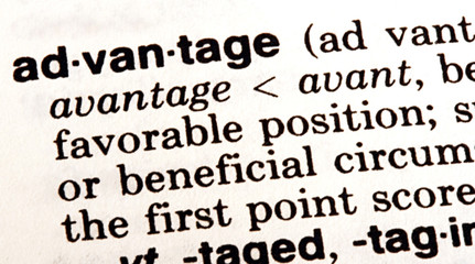 Advantage - Definition