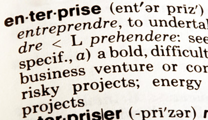 Enterprise - Definition