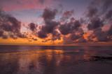 zanzibar tramonto poster