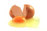 Ei - Hühnerei kaputt