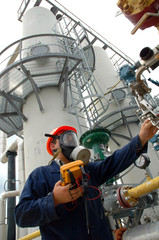 gas refinery 6