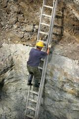 worker climb