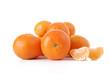 Leinwanddruck Bild - mandarinen