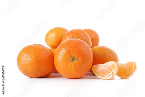 Leinwanddruck Bild mandarinen