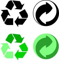 Simboli riciclaggio