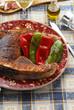 Tranci di pesce spada alla paprica - Secondi pesce - Veneto