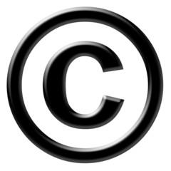 Icone copyright