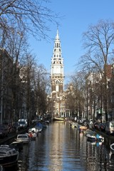 Zuiderkerk in Amsterdam the Netherlands