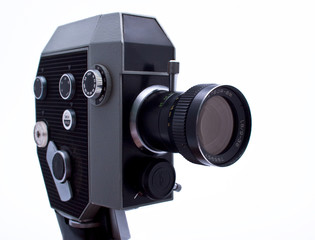 Old video camera