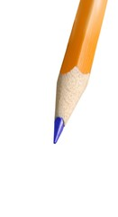Isolated  writing crayon