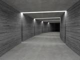 Tunel betonowy - 10670062