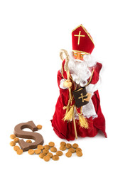 Sinterklaas in Holland
