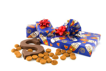 Sinterklaas presents in Holland