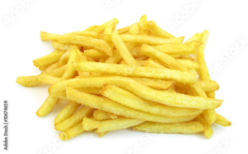 French fries potatoes
