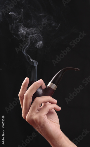 Smoking tobacco-pipe
