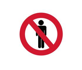 no men allowed
