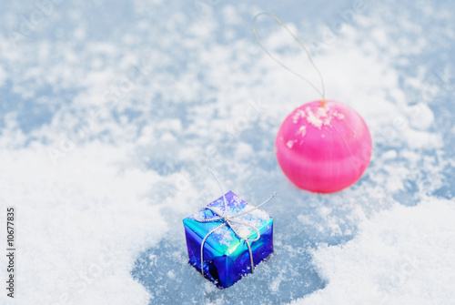Snow and ice - 10677835